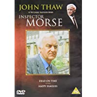 Inspector Morse: Dead On Time/Happy Families
