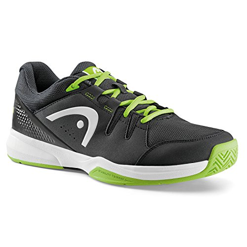 head-brazer-scarpe-da-tennis-unisex-adulto-nero-raven-neon-green-425-eu