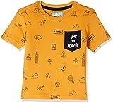 #10: nauti nati Baby Boys' Starred Regular Fit T-Shirt (NSS18-919-1Y_Yellowprint)