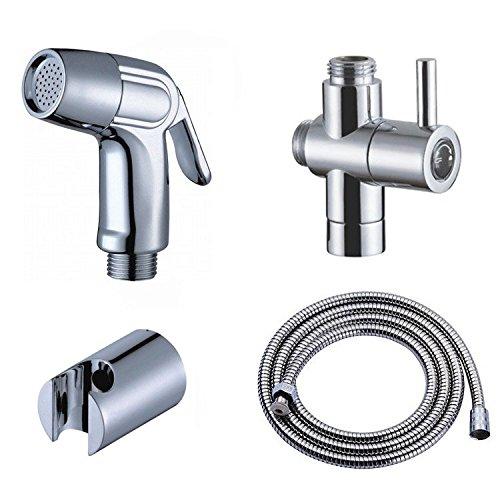 Kit de douche en laiton pour salle de bain Ownace -Avec jet et adaptateur T G1/2