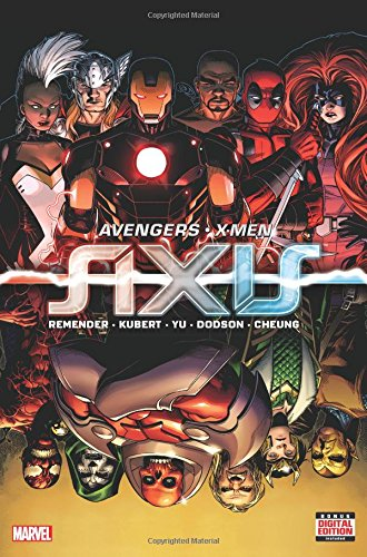 AVENGERS AND X-MEN AXIS HC: 1 (Avengers & X-Men)