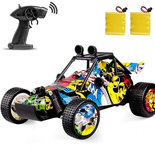 pengrui Ferngesteuertes Auto,Kinder Spielzeug 1/20 RC Stunt Auto Rennauto, High Speed Spielzeugauto, 2.4GHz Radio Ferngesteuerter Buggy Auto,Auto Spielzeug Rennfahrzeug für Kinder Jungen Mädchen