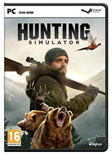 Jagd-Spiel für den PC–Hunting Simulator