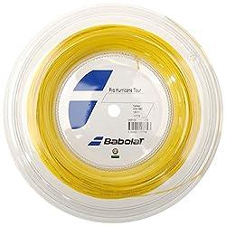Babolat Pro Hurricane Tour String 1.30 / 16 (Yellow)