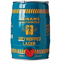 Adnams Dry Hopped Lager Mini Keg, 5 L 1
