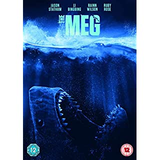 The Meg [DVD] [2018]