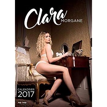 Calendrier mural Clara Morgane 2017