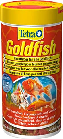 Tetra Animin Fish Food for Gold Fish, 250 (Mangime Per Pesci Animali)