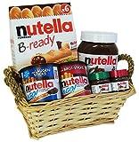 Geschenk Set Sweet Christmas mit Ferrero Nutella Spezialitäten (6-teilig)
