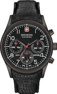 Swiss Military Hanowa - Navalus - reloj - black de Swiss Military Hanowa