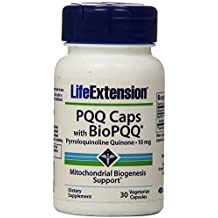 6-pack Life Extension, PQQ Caps with BioPQQ®, 10mg, 30 Veg. Kapseln by Apran