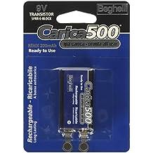 Beghelli Carica500 Pila ricaricabile a bassa autoscarica, Transistor 200mAh
