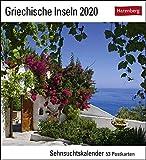 Griechische Inseln 2020 16x17,5cm
