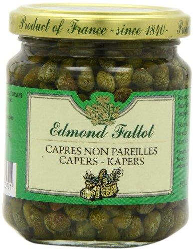 Edmond Fallot - Capres Non Pareilles - Capers - 190g