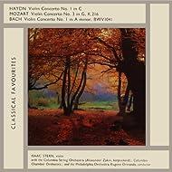 Haydn, Mozart & Bach
