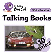 Talking Books: Band 10/White (Collins Big Cat Audio)