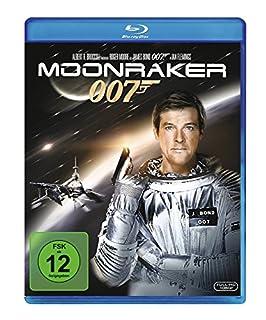 James Bond - Moonraker [Blu-ray]