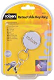 Rolson 60107 Retractable Key Ring