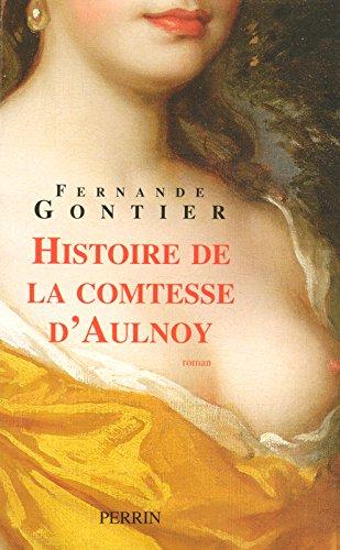 Histoire de la comtesse d'Aulnoy