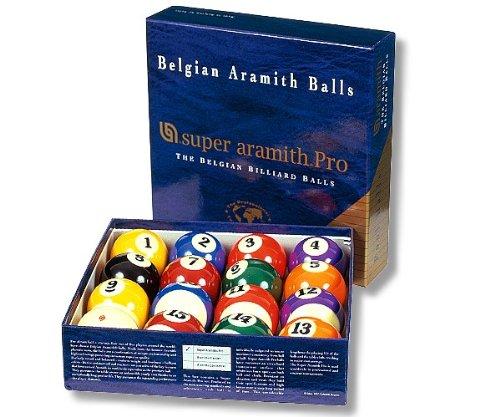 Billardkugel Super Aramith Pro, 57,2 mm Pool - Kugeln,