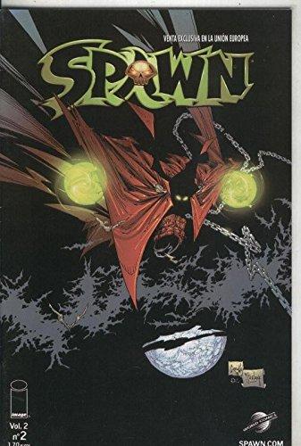 Spawn volumen 2 numero 02