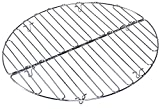 Vertrieb durch Preiswert & Gut Tortenkühler rund 32 cm klapbbar platzsparendes verchromt