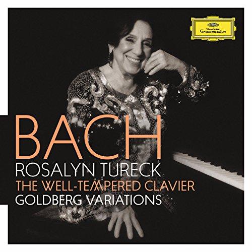 Das Wohltemperierte Klavier/Goldberg-Variationen