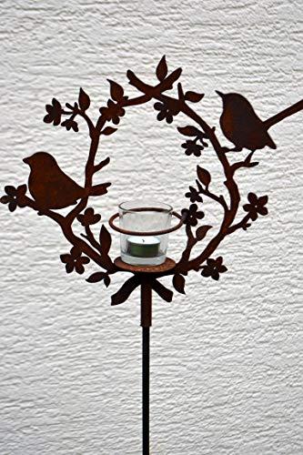 Silex Porzellangeschichten Teelicht