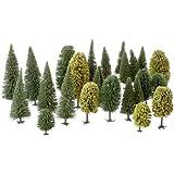 Noch 26311 - Mischwald, 25 Bäume, 65-150 mm
