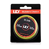 UD Youde wire - Stainless Steel 316L - 26 AWG / 0.40 mm