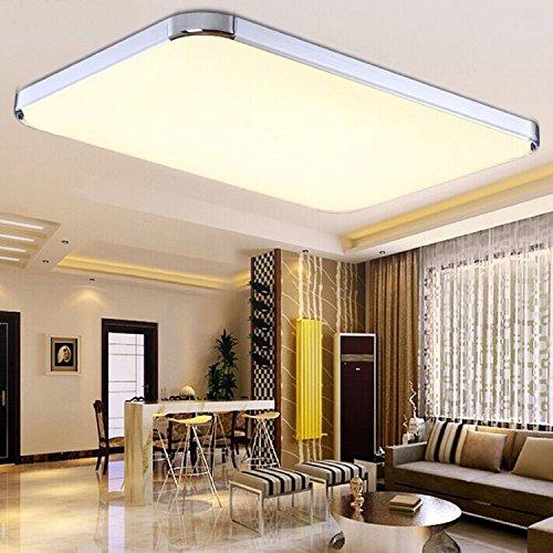MCTECH 48W LED Soffitto moderna lampada da incasso Corridoio Soggiorno lampada da letto Cucina Energy (Illuminazione interna)