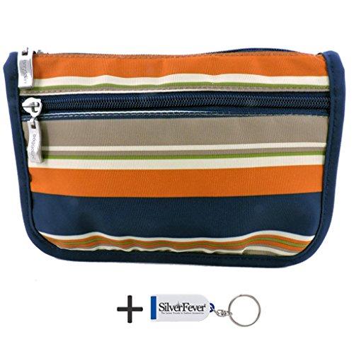 baggallini-damen-umhangetasche-one-size-blau-pacific-stripe-grosse-one-size