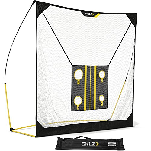SKLZ Quickster Golf Practice Net - Black, Size 8 x 8