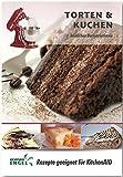 Scarica Libro Torten und Kuchen Rezepte geeignet fur KitchenAid (PDF,EPUB,MOBI) Online Italiano Gratis