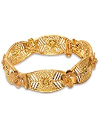 Senco Gold 22k (916) Yellow Gold Bangle