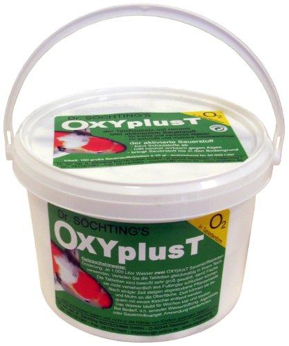 Söchting Oxydatoren 3170518 Oxyplus T, Sauerstoffzusatz für den Gartenteich