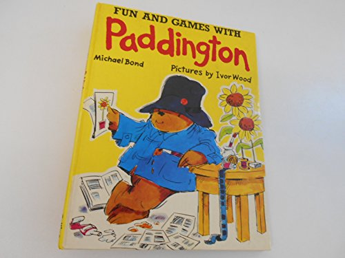 Fun and Games with Paddington