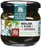 Porto Muiños Ensalada de Algas a la Japonesa - Paquete de 2 x 170 gr - Total: 340 gr