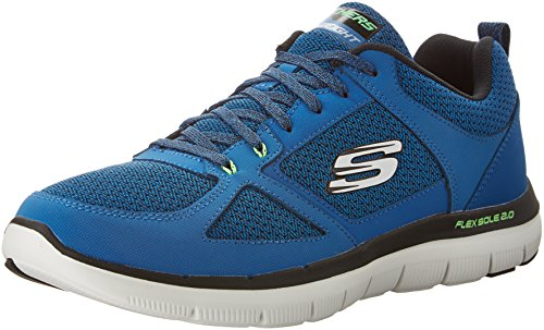 skechers-men-flex-advantage-20-multisport-outdoor-shoes-blue-bllm-8-uk-42-eu