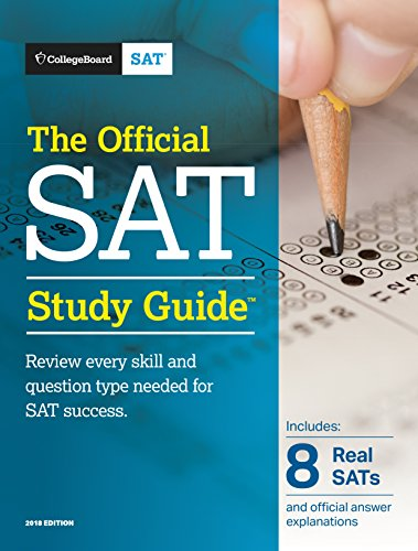 Amazon. Com: the official sat study guide, 2016 edition (official.