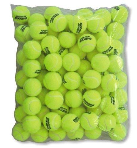 Babolat Academy Tasche X 72Ball Korb-Gelb, Eine - Tennisbälle Drucklose