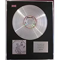 "Metallica, disco de platino, ""And Justice For All"""