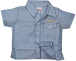 FS Mini Klub Baby Boys Cotton Shirt - (18-24 Months)