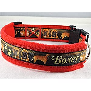 Halsband Boxer Größe L 50-55 cm Halsumfang