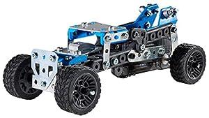 Meccano Set de Construcción 10 Camiones Aprendizaje Steam (BIZAK 61921791)