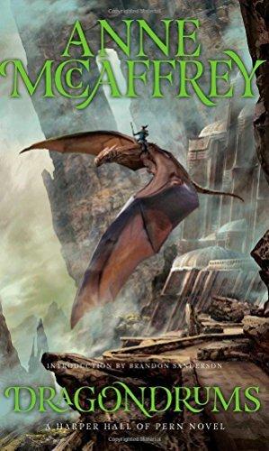 Dragondrums (Harper Hall of Pern) by Anne McCaffrey (2015-04-28) par Anne McCaffrey