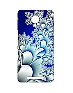 Mobifry Back case cover for Lenovo A830 Mobile ( Printed design)
