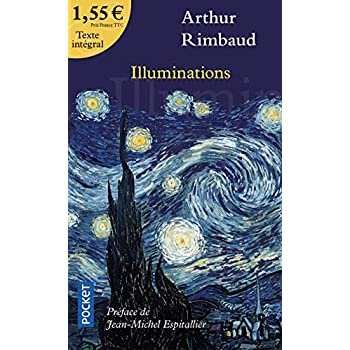 Les Illuminations à 1,55 euros