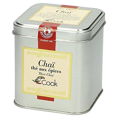 Cook Thé Chai aux Épices Bio 180 g