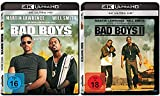 Bad Boys 1+2 [4K Ultra HD Set] Teil 1+2